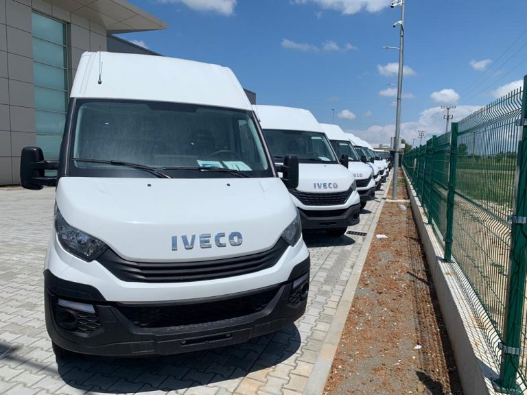 Iveco Daily Ambulance8