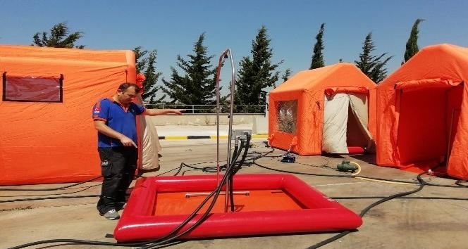 Medical CBRN Tent1