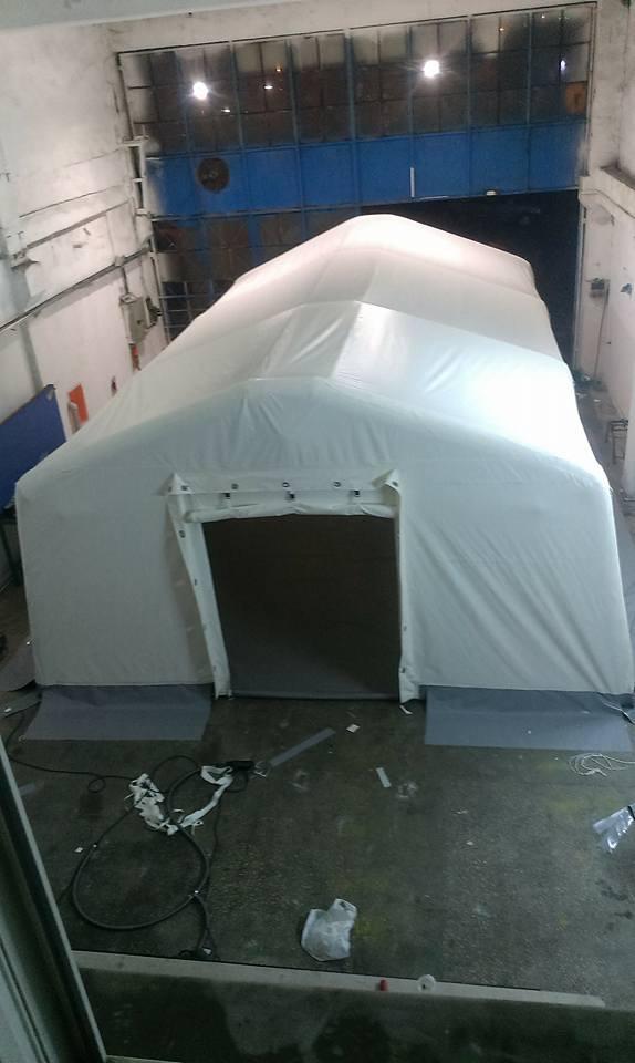 Medical Field Hospital Tent