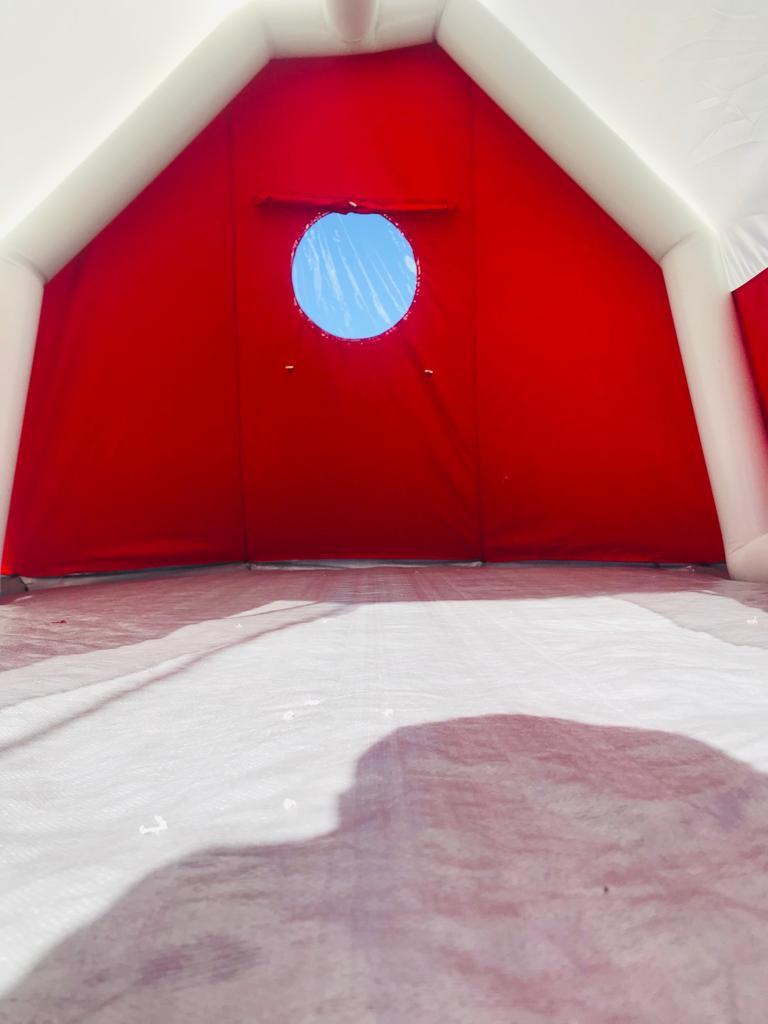 Medical Tent CBRN