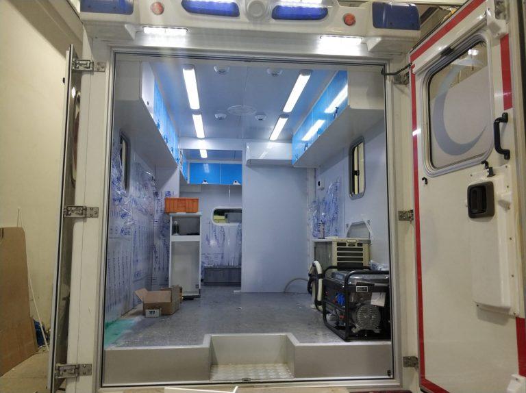 Mobile Clinic 2021 Model 3