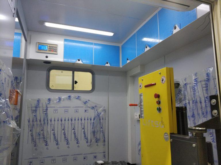 Mobile Clinic 2021 Model 4