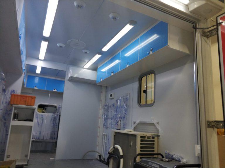 Mobile Clinic 2021 Model 5