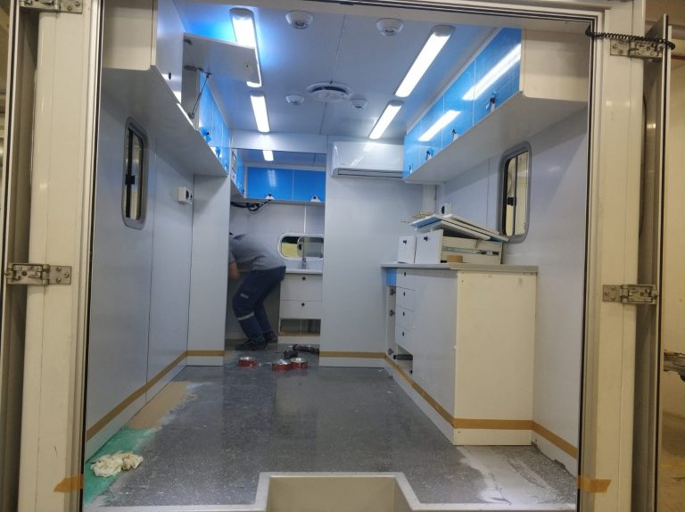 Mobile Clinic 2021 Model 6