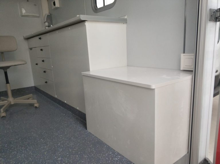 Mobile Dental Clinic 2021 Model 13