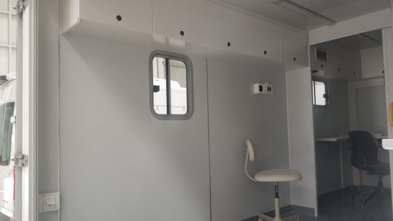 Mobile Dental Clinic 2021 Model 18