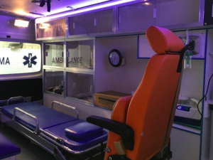 Nissan Urvan Fabricant D'ambulances Ambulancemed