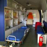 Nissan Urvan Emergency Ambulance 9