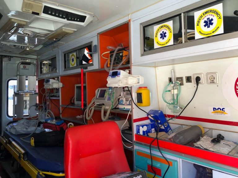 Second Hand Ambulance for Africa 12