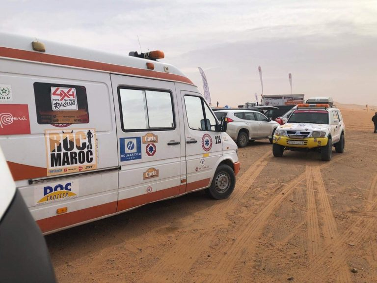 Second Hand Ambulance for Africa 9