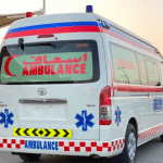 TOYOTA HIACE EMERGENCY AID AMBULANCE 10