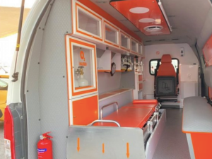 TOYOTA HIACE EMERGENCY AMBULANCE |  +90 312 381 23 98