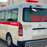 TOYOTA HIACE EMERGENCY AID AMBULANCE 6