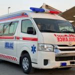 TOYOTA HIACE EMERGENCY AID AMBULANCE 7