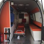 TOYOTA HIACE EMERGENCY TYPE AMBULANCE 4