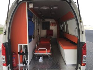 TOYOTA HIACE EMERGENCY TYPE AMBULANCE |  +90 312 381 23 98