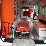 TOYOTA HIACE EMERGENCY TYPE AMBULANCE 8