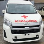 TOYOTA HIACE EMERGENCY TYPE AMBULANCE 9