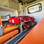 TOYOTA LAND CRUISER 4X4 EMERGENCY AID AMBULANCE 1