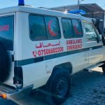 TOYOTA LAND CRUISER 4X4 EMERGENCY AID AMBULANCE 3
