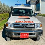 TOYOTA LAND CRUISER 4X4 EMERGENCY AID AMBULANCE 6