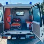 TOYOTA LAND CRUISER 4X4 EMERGENCY AID AMBULANCE 7