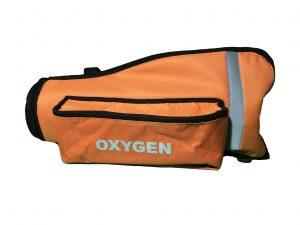 حقيبة اسطوانة الاوكسجين