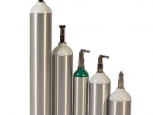 Aluminum Oxygen Tubes