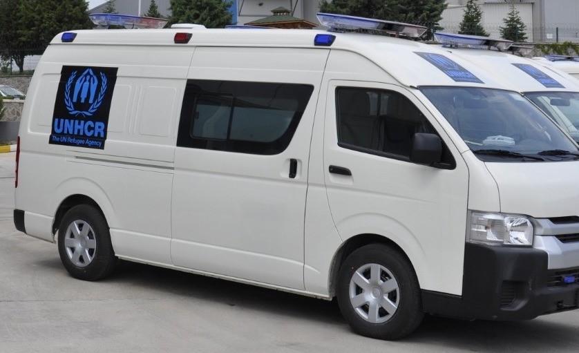 Toyota H100 Ambulance